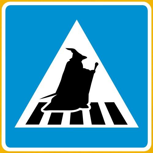 Wizard crossing
