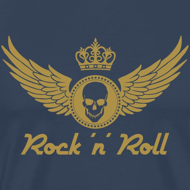 Rock 'n' Roll - gold
