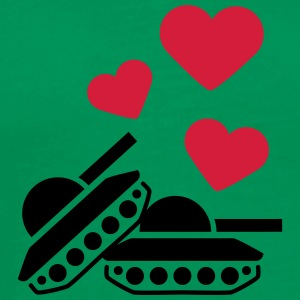 Tank Love T-Shirts - Men's Premium T-Shirt