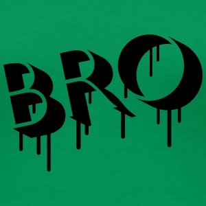 BRO Graffiti T-Shirts - Frauen Premium T-Shirt