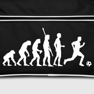 evolution_fussball_weiss Sacs - Sac Retro