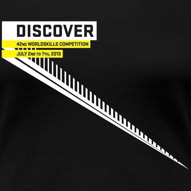 Discover Women's T-Shirt