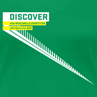 Design ~ Discover Women's T-Shirt