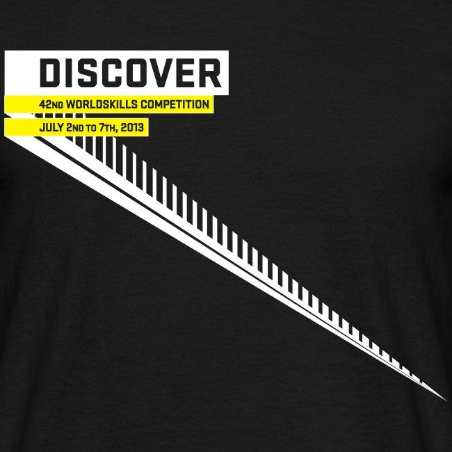Discover  Men's T-Shirt