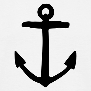 Anchor T-shirts - Mannen T-shirt