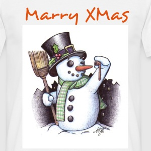 Marry XMas - T-shirt Homme