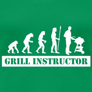 evolution_grill_instructor T-shirt - Maglietta Premium da donna