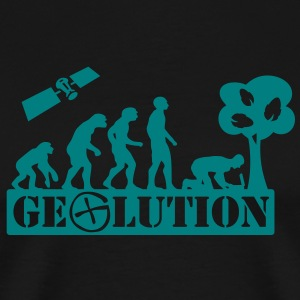 Geolution - 1color - 2O12 T-shirts - Mannen Premium T-shirt
