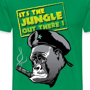 It's the jungle - Männer Premium T-Shirt