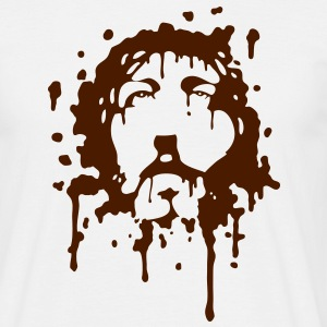 jesus christ Tee shirts - T-shirt Homme