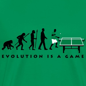 evolution_table_tennis_052012_d_3c T-Shirts - Männer Premium T-Shirt