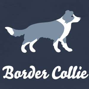 Border Collie T-shirts - Vrouwen Premium T-shirt