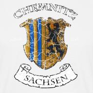 Motiv ~ Chemnitz Wappen - Vintage Look