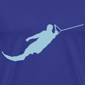 Waterski T-shirt - Men's Premium T-Shirt