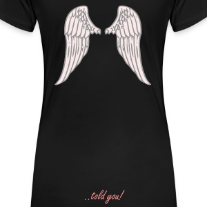 Ping Wings - Women's Premium T-Shirt