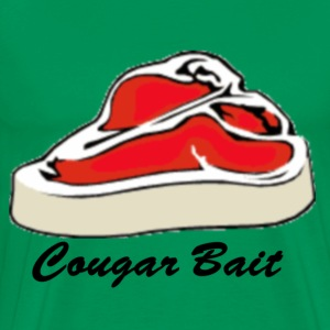 Cougar Bait - Men's Premium T-Shirt