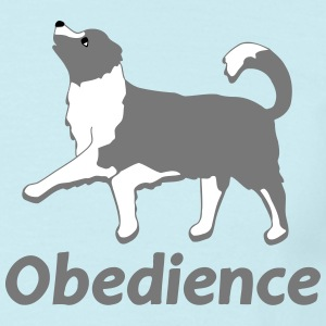 Obedience 3  T-shirts - Herre-T-shirt