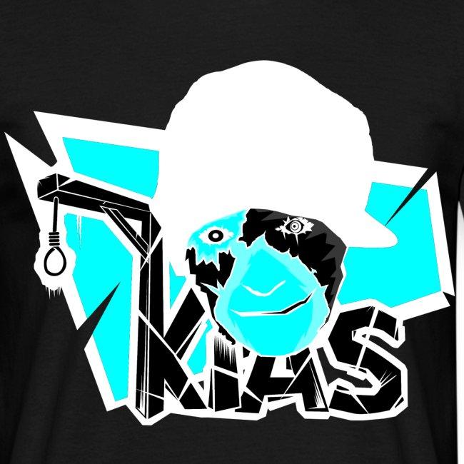 KIAS Fanshirt! - Logo verstrahlt