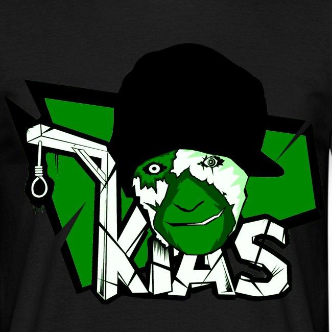 KIAS Fanshirt! - Logo Grün