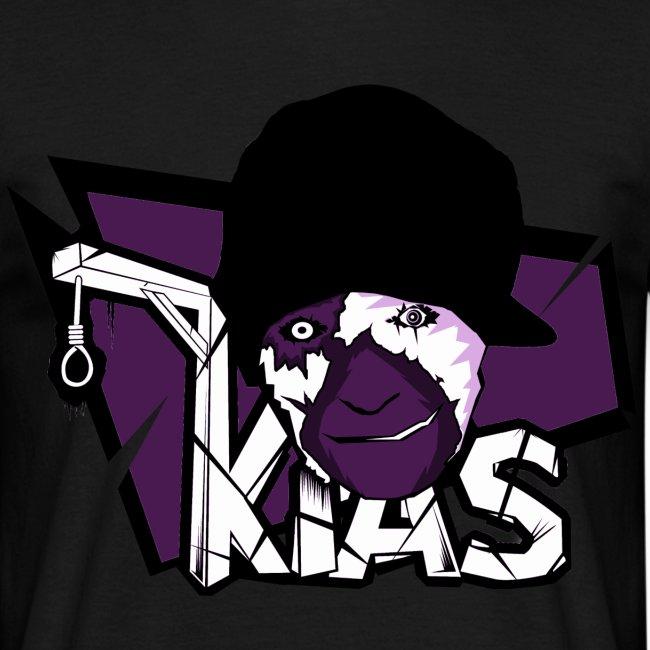 KIAS Fanshirt! - Logo Lila