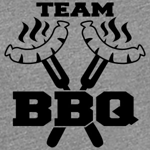 Team BBQ Logo T-Shirts - Frauen Premium T-Shirt