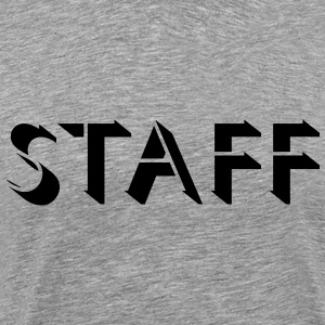 Staff Design T-Shirts - Men's Premium T-Shirt