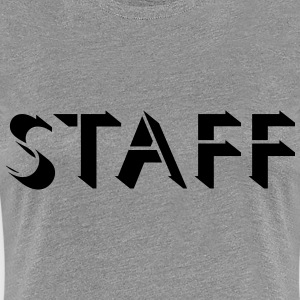 Staff Design T-Shirts - Frauen Premium T-Shirt