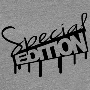 Special Edition Graffiti T-shirts - Vrouwen Premium T-shirt