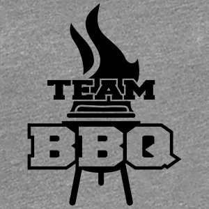 Team BBQ T-Shirts - Frauen Premium T-Shirt