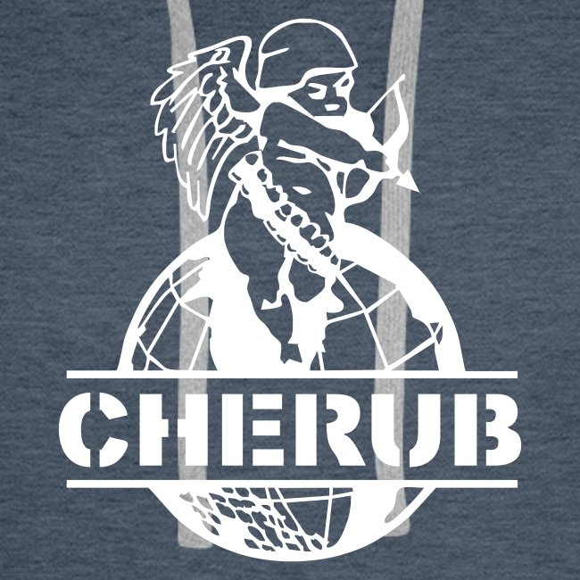 Cherub Campus Green Men's Hoodie
