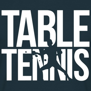 table tennis  T-Shirts - Men's T-Shirt