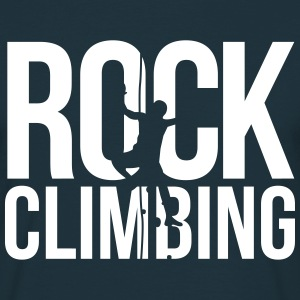 rock climbing T-Shirts - Men's T-Shirt