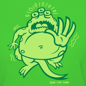Light green Fearful Monster Organic Products - Women's Organic T-shirt