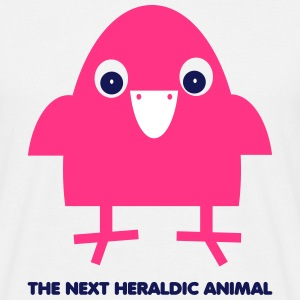 The next heraldic animal - Männer T-Shirt
