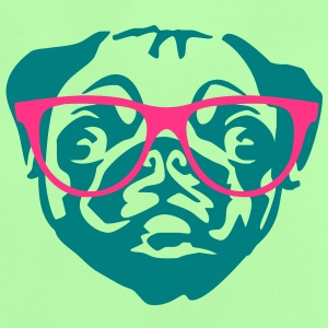 nerd mops with glasses Shirts - Baby T-Shirt