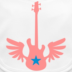 bass wings Accessories - Baby Organic Bib