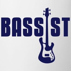 bassist Bottles & Mugs - Mug