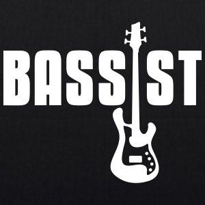 bassist Bags & backpacks - EarthPositive Tote Bag