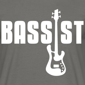 bassist Tee shirts - T-shirt Homme