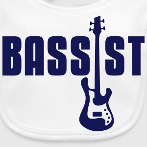 bassist Accessories - Baby Organic Bib