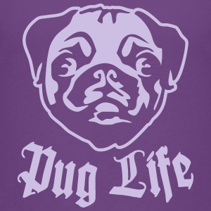 Pug Life Shirts - Teenage Premium T-Shirt