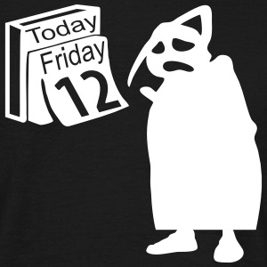 friday the 12th T-Shirts - Männer T-Shirt