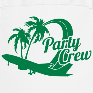 Party Crew Kookschorten - Keukenschort