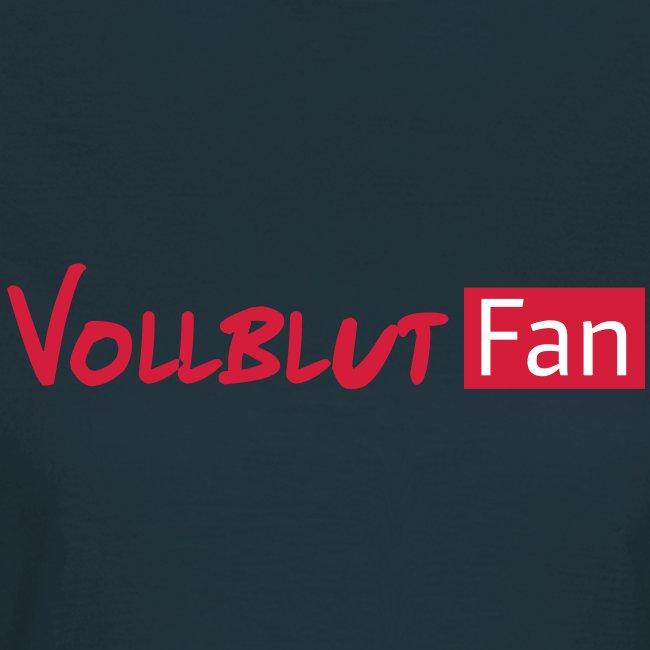 Vollblut Fan
