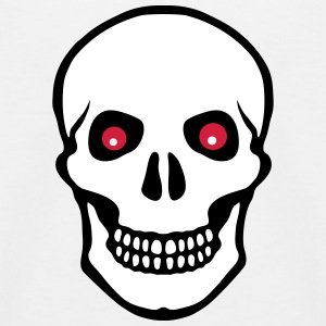 Pirate skull T-Shirts - Kinder Baseball T-Shirt