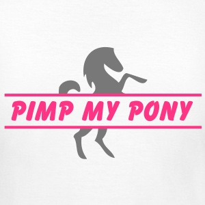 pony T-Shirts - Frauen T-Shirt
