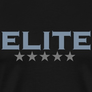 ELITE, 5 stars, For the Best of the Best! T-shirts - Mannen Premium T-shirt