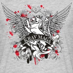 Krav Maga Griffin T-Shirts - Men's T-Shirt
