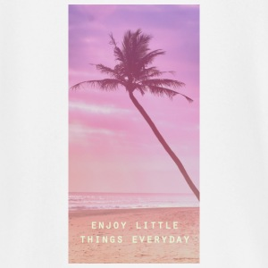 enjoy little things everyday Barn & babyer - Langarmet baby-T-skjorte