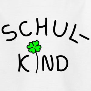 schulkind T-Shirts - Kinder T-Shirt